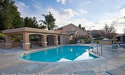 Pool, 42033 Acacia Way, 2