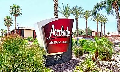 Community Signage, Accolade, 2