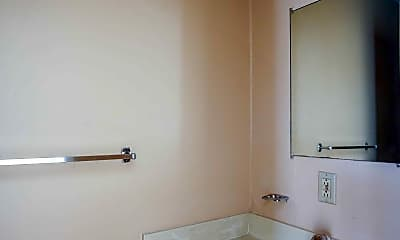 Bathroom, Madison Square Townhouses, 2