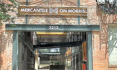 Community Signage, 2212 Morris Ave, 0