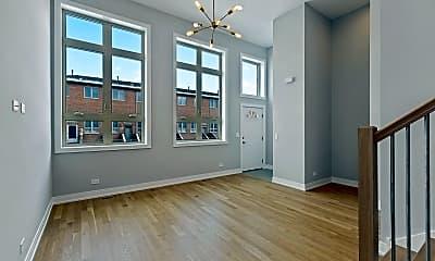 Living Room, 6844 W 65th St 5, 1