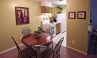 Dining Room, Woods Of Jefferson, 1