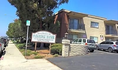 Parkridge Manor Apartments, 1