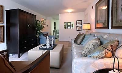 Living Room, Copper Mill Village, 1