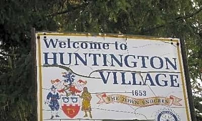 Community Signage, 39 E Carver St, 2