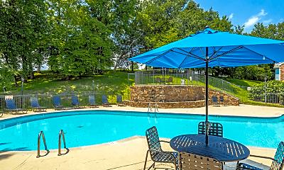 Pool, The Trails, 1