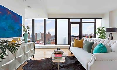 Living Room, 2211 3rd Ave 8-E, 0