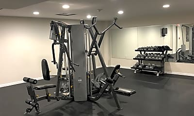 Fitness Weight Room, 148 Greenwich St, 2