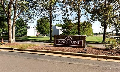 Community Signage, Kings Point, 2