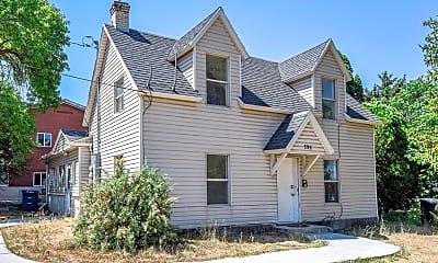 Building, 295 N 400 E, 0