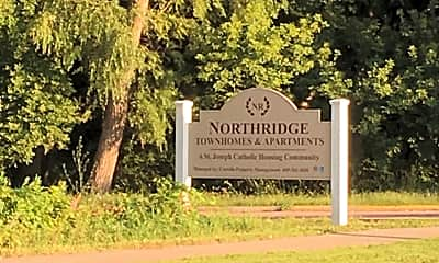 North Ridge Apartments & Townhomes, 1
