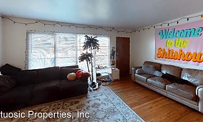 Living Room, 6125 Dorothy Dr, 0