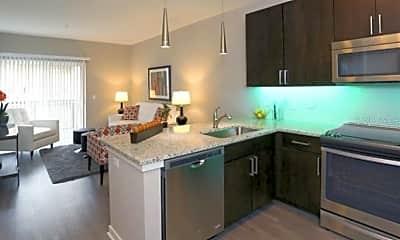 Kitchen, 1100 Cleveland St 303, 1
