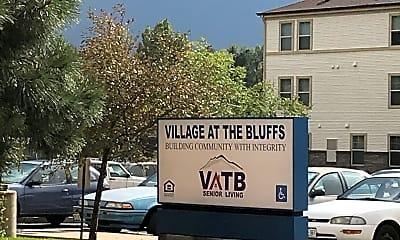 Village at the Bluffs, 1
