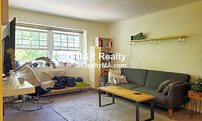 Living Room, 112 Sycamore St, 1