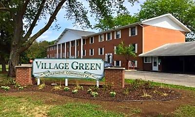 Community Signage, 200 West Dr N, 0