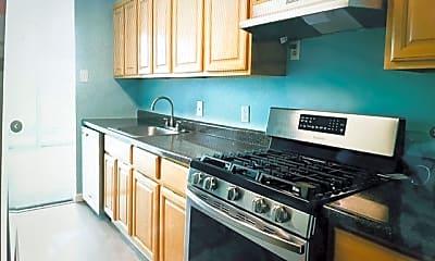 Kitchen, 3600 Conshohocken Avenue, Unit 1706, 2