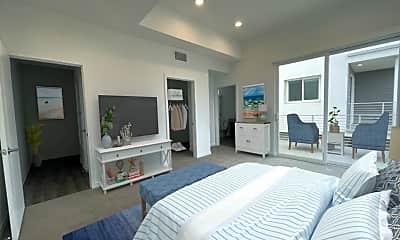 Bedroom, 1272 East Santa Clara St, 2
