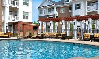 Pool, Cambria at Cornerstone Apartments, 1