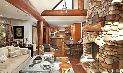 Living Room, 1016 E Hyman Ave 2, 1