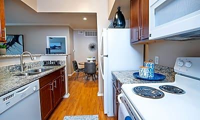Kitchen, Estates on Frankford, 1
