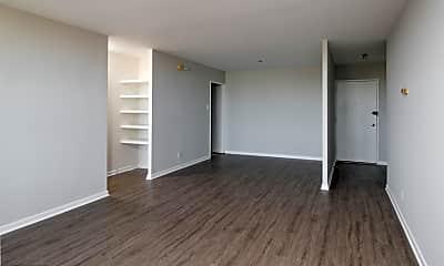 Living Room, 300 M St SW N808, 1