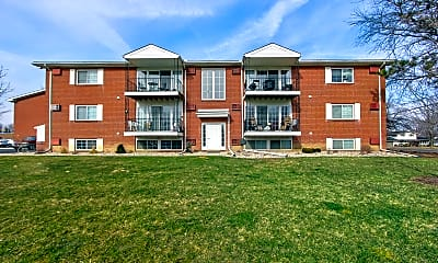 Building, Adrian Manor Apartments, 0