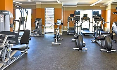 Fitness Weight Room, 400 Belmont Circle Southeast Unit #3, 1