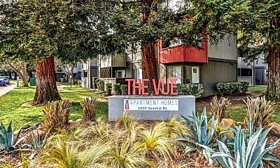 Community Signage, The Vue, 0
