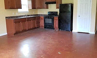 Kitchen, 1229 Pecan St, 1