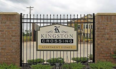 Community Signage, Kingston Crossing Apartment Homes, 2