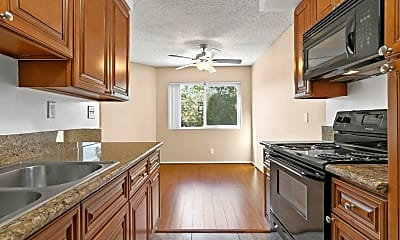 Kitchen, Lombardi Apartments, 1