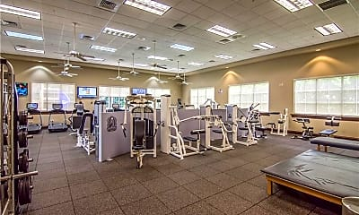 Fitness Weight Room, 8924 Ventura Way, 2