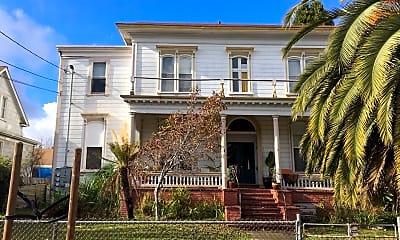 Building, 1729 Everett St, 0