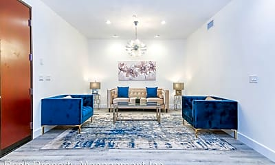 Living Room, 1237 S Holt Ave, 0