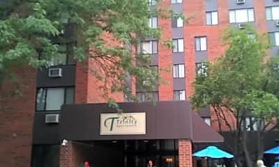 Trinity High Rise Apartments, 1