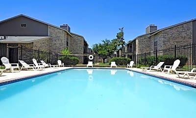 Pool, Newport Apartments, 0
