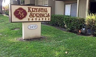 Krystal Springs Estates, 1