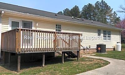 Building, 2322 Overland Dr, 1