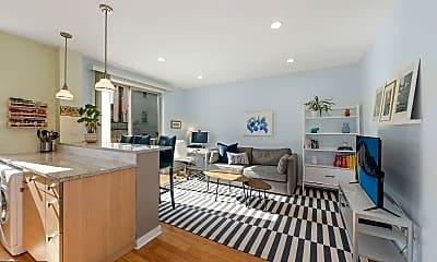 Living Room, 3602 Rock Creek Church Rd NW 1, 1
