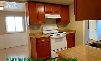 Kitchen, 240 Grape St, 1