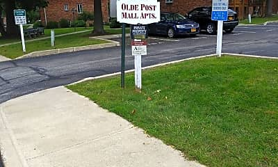 Olde Post Mall Apartments, 1