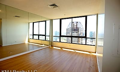 Living Room, 876 Curtis St, 1