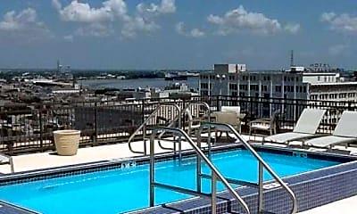 Pool, 144 Elk Luxury Lofts, 2