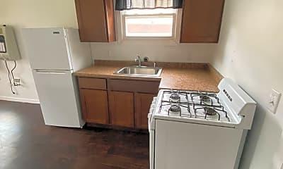 Kitchen, 1010 Washington St, 1