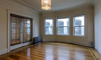 Living Room, 1126 Taylor St, 1