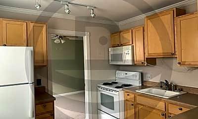 Kitchen, 1 S Pennsylvania St, 1