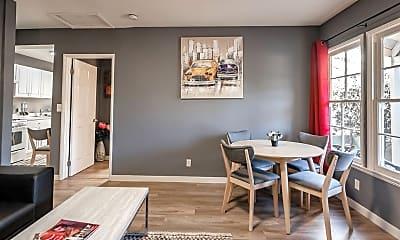 Dining Room, 5147 Riverton Ave, 1