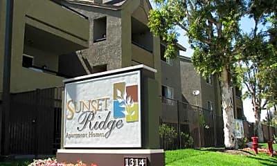 Sunset Ridge, 1