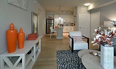 Living Room, Jefferson Palm Beach, 1